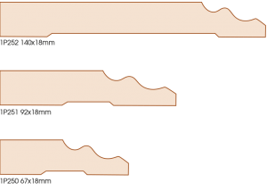 Colonial (Rounded)